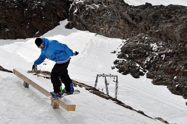 Stefano Munari fs boardslide