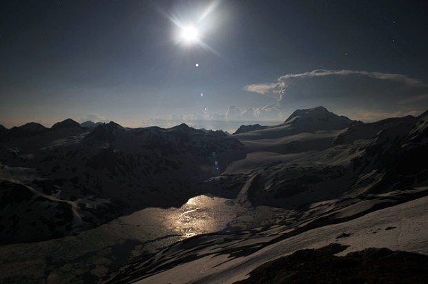 Lunar Landscape